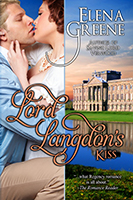 Cover thumbnail - Lord Langdon's Kiss