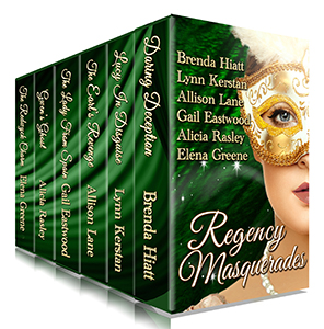 Cover: Regency Masquerades
