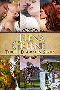 Cover: The Three Disgraces Series